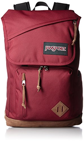 JanSport Hensley Backpack Viking Red - JanSport Laptop Backpacks