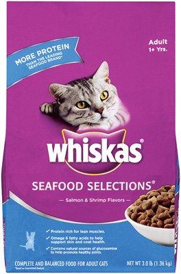 3LB Seafood Cat Food