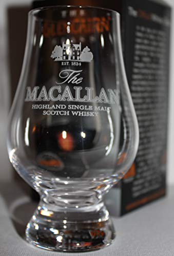 MACALLAN GLENCAIRN SINGLE MALT SCOTCH WHISKY TASTING GLASS ()