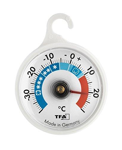 3 opinioni per Europart 53-TS-03 Termometro Universale per Frigo