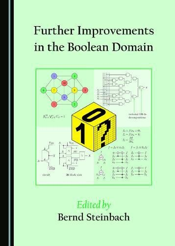 Further Improvements in the Boolean Domain by Cambridge Scholars Publishing
