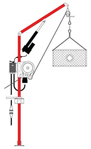 Crab/Shrimp/Lobster Pot Puller (MODEL: RDD E-1)
