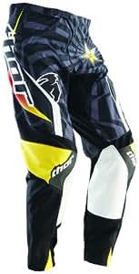 THOR PHASE ROCKSTAR MX MOTOCROSS PANTS BLACK 28