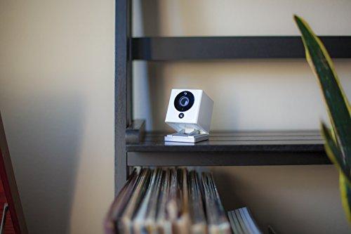 Ismartalarm Spot Hd Wi Fi Security Camera 2 Way Audio