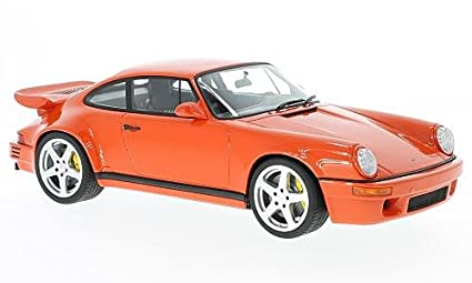 Porsche 911 (964) SCR 4.2 RUF, dark orange, 0, Model Car