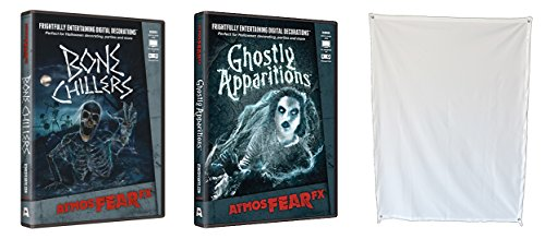 AtmosFear Apparitions Chillers Projection Halloween product image