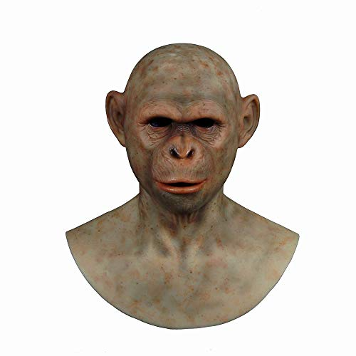 CXX-1 Silicone Orangutan Monkey Realistic Entertainment mask Makeup
