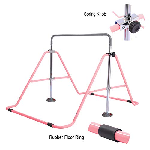Safly Fun Expandable Gymnastics Bars Junior Training Bar