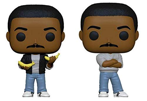 Funko Pop! Movies: Beverly Hills Cop Collectible Vinyl Figures, 3.75