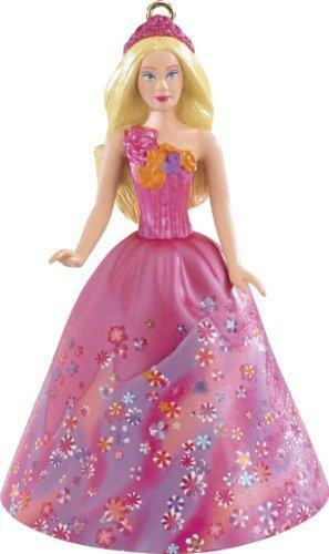 1 X Barbie And The Secret Door 2014 Carlton Heirloom Ornament