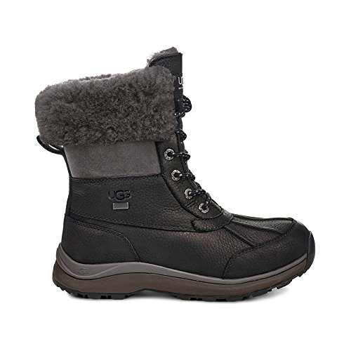 UGG Women's Adirondak Boot Iii Quilt Black 7 M for sale  Delivered anywhere in USA