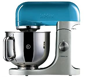KENWOOD kMix KMX93 - Turquesa - Robot de cocina multifunción + Balanza de cocina KW-2431 - plata