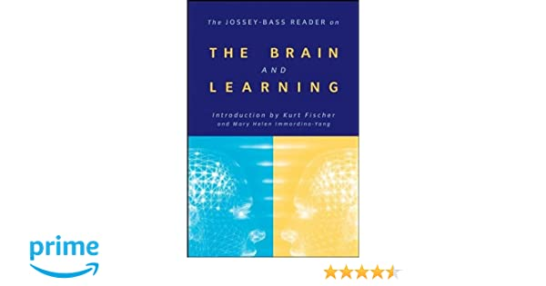 The jossey bass reader on the brain and learning 9780787962418 the jossey bass reader on the brain and learning 9780787962418 medicine health science books amazon fandeluxe Images