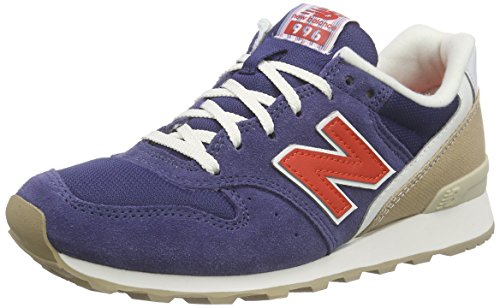 Blu orange Sneaker New Wl996v2 Donna blue Balance FB8nqv