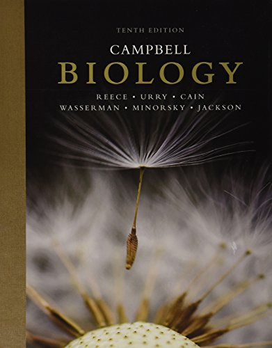 Campbell Biology, MyBiologyLab with eText and Access Card (10th Edition)