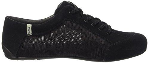 CAMPER Damen Peu Summer Senda Sneaker Schwarz (Black)