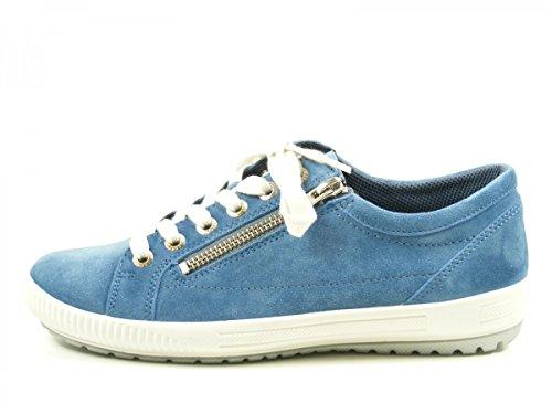 Legero Damen Tanaro Sneaker, Blau