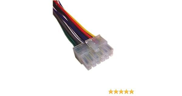 Dual XD1222 CD receiver Wiring Harness on ford model, engine model, cabinet model, system model, motor model, parts model, battery model,