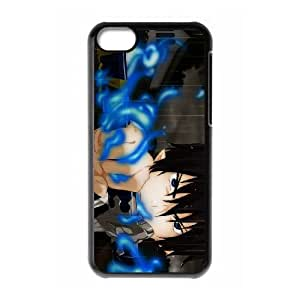 Blue Exorcist iPhone 5c Cell Phone Case Black R2936978