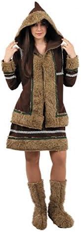 Disfraz de esquimal mujer - Estándar: Amazon.es: Juguetes y juegos