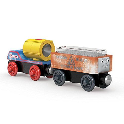 Tank Cars Wooden Train (Blizzard Search & Rescue Cargo Cars - Thomas & Friends Wooden Railway Tank Train Engine - SKU # DGK78)