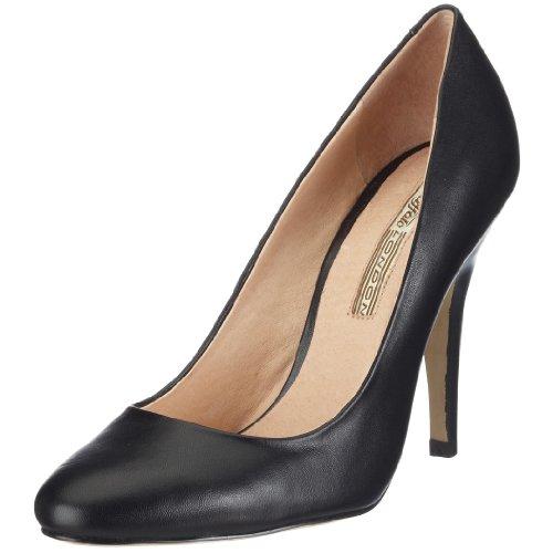 5621 De Salón Zapatos London Mujer Buffalo Negro 93624 107 Para qC66Bw