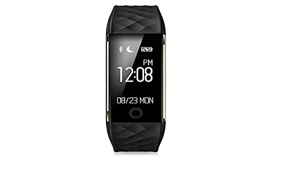 Amazon.com : AILIUJUNBING Smart Band Fitness Tracker Pulse Watch ...