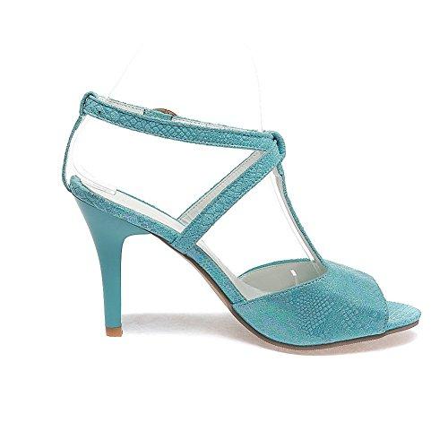 Inconnu Bout Bleu Femme 1TO9 Ouvert vv4qz0rw