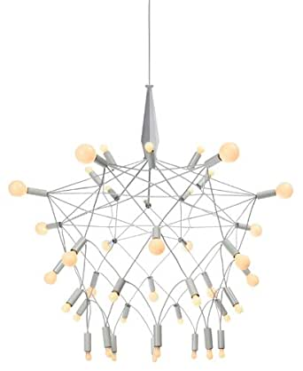 Orbit Chandelier - White - Patrick Townsend