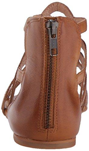 Corso Como Womens Sandalo Surrey Sandalo In Pelle Spazzolata Marrone Chiaro