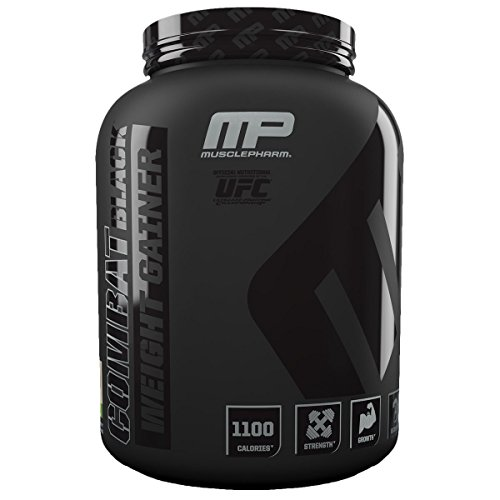 Muscle Pharm Black Label Combat Gainer Supplement