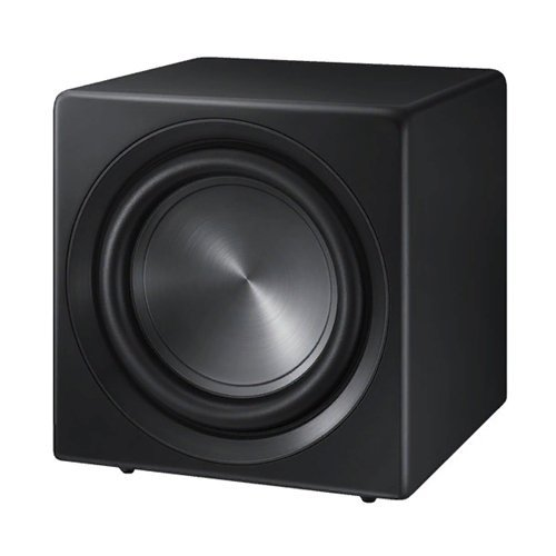 - Samsung SWA-W700/ZA Subwoofer 10' Deep Bass 200W f/ Sound+ Soundbars ( Renewed)