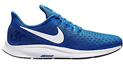 Nike Air Zoom Pegasus 35 Tb Mens Ao3905-402 Size 9, Game Royal/White/Deep Royal Blue/Black