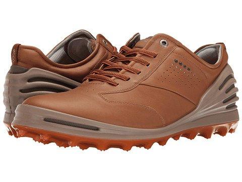 (エコー) ECCO メンズゴルフシューズ靴 Cage Pro [並行輸入品] B06ZZ7523X 43 (US Men's 9-9.5) (n/a) D - M キャメル