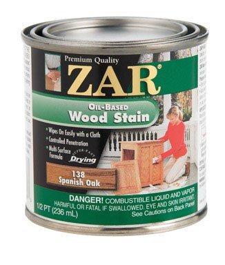 ZAR 13806 Wood Stain, Spanish Oak