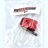 myBESTscooter - Reforzado Lock Latch Enganche de sustitución para Manillar de Patinete Xiaomi M365
