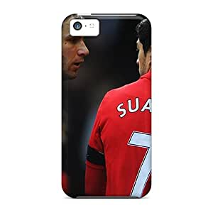 MZA1053CFKv Faddish The Player Number 7 Of Liverpool Luis Suarez Case Cover For Iphone 5c