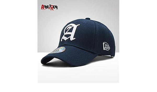 xiaochicun Gorra de béisbol Nueva Gorra de Moda Coreana Tela ...