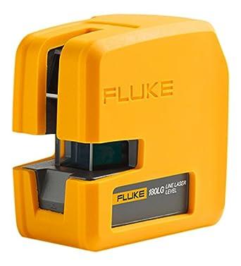 Fluke-180LG System Line - Láser con detector LDG, color verde: Amazon.es: Industria, empresas y ciencia