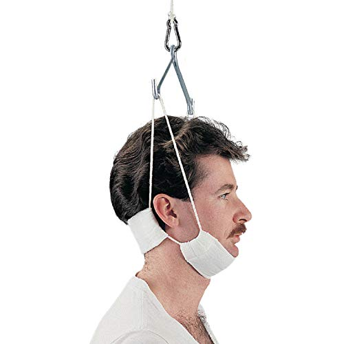 Chattanooga Disposable Traction Head Halter, Box of 12 (Chattanooga Traction)