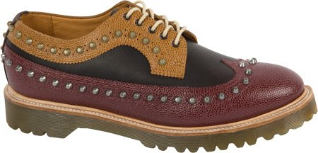 Dr. Martens  15410625, Dallon Oxblood - Crafted homme