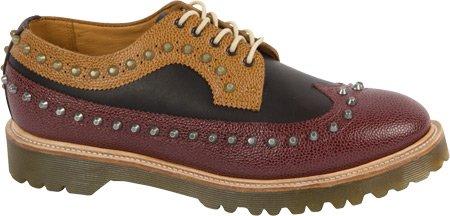Dr. Martens 15410625 - Zapatos de cordones de Piel para hombre