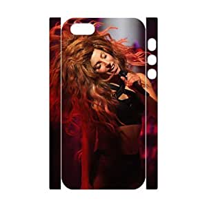 taoyix diy C-EUR Cell phone Protection Cover 3D Case Lady Gaga For Iphone 5,5S