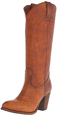 FRYE Women's Ilana Pull-On SHOVN Western Boot