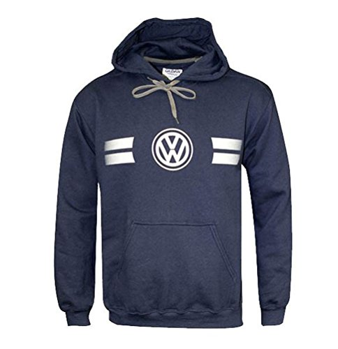 Game Day Hoodie - Genuine Volkswagen Game Day Hoodie -Navy- Size Large
