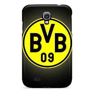 For DUt3160ZUTI Borussia Dortmund Protective Case Cover Skin/Galaxy S4 Case Cover