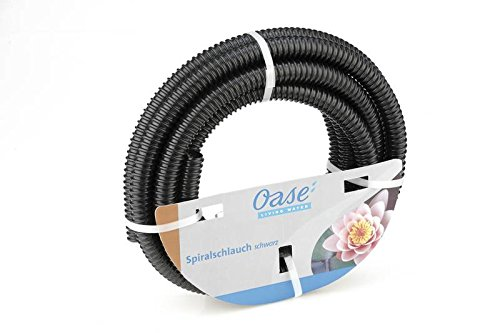 Oase Hose 1 1/2 Inches, 10 M, BLACK 57533