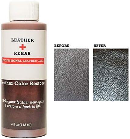 Black Leather Colour Restorer VOLKSWAGEN Passat CC Scratches Scuffs Seats Repair