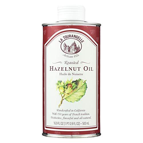 Hazelnut Oils