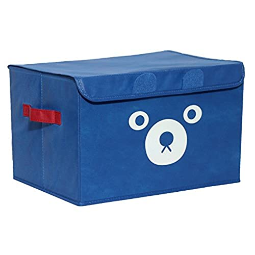 Katabird Storage Bin For Toy Storage, Collapsible Chest Box Toys Organizer  With Lid For Kids Playroom, Baby Clothing, Children Books, Stuffed Animal,  ...